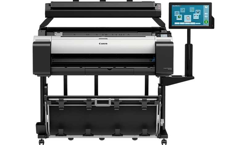 Drucker Scanner Plotter